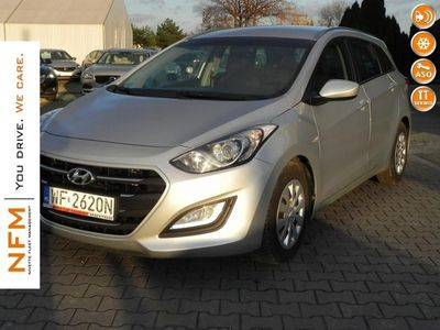 używany Hyundai i30 1.4 CRDI (90 KM) Classic Plus Salon PL Faktura Vat II (2012 - 2016)