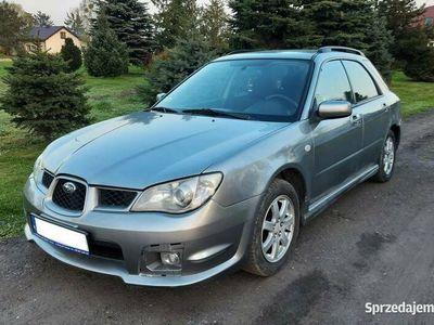 używany Subaru Impreza 2007 rok gaz LPG klimatronic