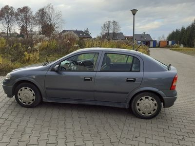 używany Opel Astra wersja G rok produkcji 2007 salon Polska pierwszy właściciel