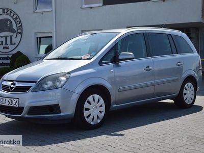 używany Opel Zafira B [12086]