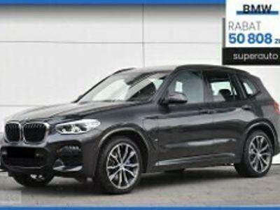 używany BMW X3 G01 M Sport 2.0 (184KM) M Sport | Pakiet Bussines Class + Pakiet Innowac