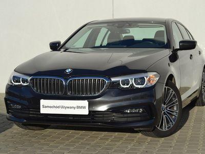 używany BMW 518 5 Series Sedan d Sport Line
