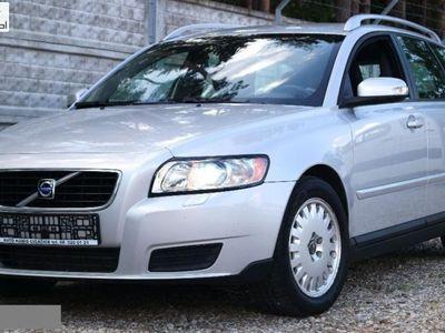 używany Volvo V50 * XENON * SKÓRA * SERWISOWANY * 1.5 * XENON * SKÓRA * SERWISOWANY * Opłacony koszt rej 250 zł