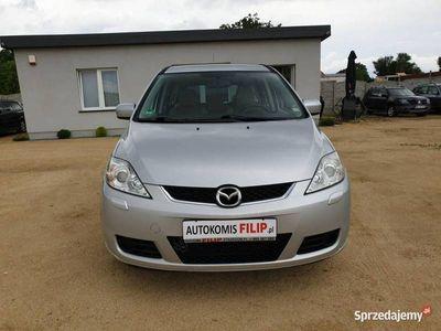 używany Mazda 5 1.8 115 KM KLIMA, Alusy, 7 Osobowy, Spryski, Elektryka I (2005-2010)
