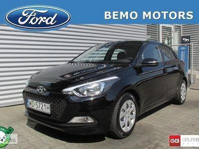 używany Hyundai i20 II 1.2i 84KM SalonPL, SerwisASO, Gwarancja, FV23%, Poznań