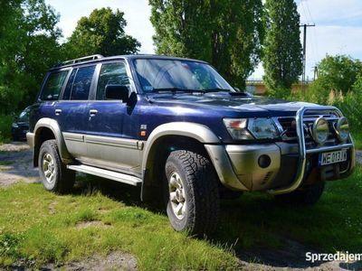 używany Nissan Patrol Y61 GR 2.8 TD *Właściciel od 5 lat*