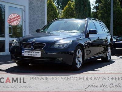 używany BMW 216 530 3dm 218KM 2008r.000km
