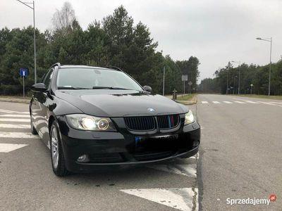 używany BMW 320 D E91