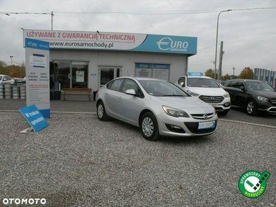 używany Opel Astra 1.6dm 110KM 2016r. 138 000km