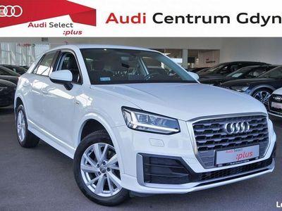 używany Audi Q2 1.4 150KM, S line, LED, Kamera, Navi, Klima 3 strefy, Temp.