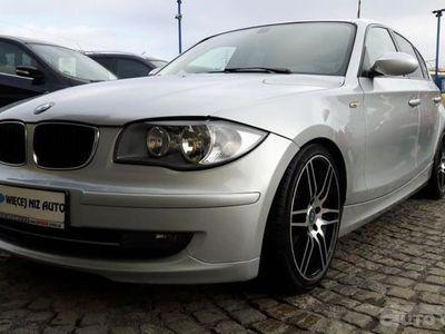 używany BMW 120 120 Tylko 96tys.km,Benzyna 14Tylko 96tys.km,Benzyna 14