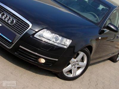 używany Audi A6 III (C6) 3.0 TDI Quattro skóra xenon zarejestrowany PL
