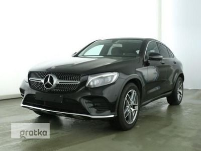 gebraucht Mercedes 220 4Matic Coupe / AMG / LED / Dostępny