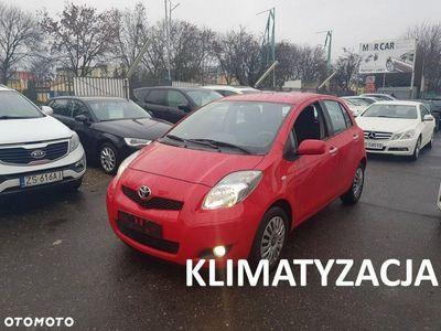 używany Toyota Yaris 1dm3 70KM 2010r. 40 221km 1.0 Benzyna 70 KM, Klimatyzacja Automatyczna, Isofix Zadbana !!!