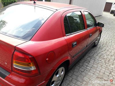 używany Opel Astra rok 2006, diesel, poj. 1.6 cm3