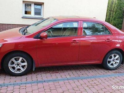 używany Toyota Corolla 1,8i 130KM 2008 Automat Film z USA Rej PL 1