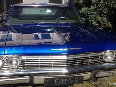używany Chevrolet Impala SS 1965 r unikat do remontu