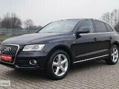 używany Audi Q5 II s- line z niemiec tylko 128 tys. km. navi pół skóry zadbany