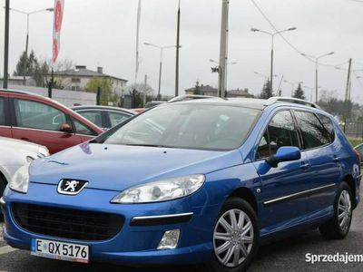 używany Peugeot 407 SW 2.0 136KM