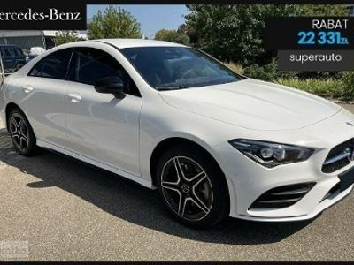 używany Mercedes CLA200 KlasaAMG Line 7G-DCT (163KM) | Premium + KeylessGo