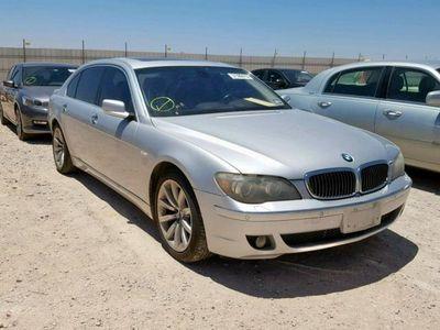 używany BMW 750 4.8dm 360KM 2007r. 182 000km