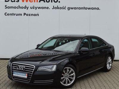 brugt Audi A8 3dm3 250KM 2013r. 208 125km SalonPL TDI 250KM LED Nawigacja Wentylowane Fotele VAT ASO