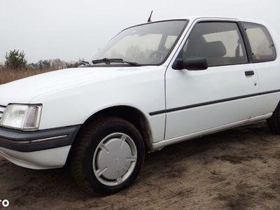używany Peugeot 205
