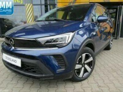 używany Opel Crossland X CL EDITION F12XHL MT6 S/S Edition 1,2 110 km 0018xf39