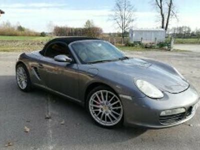 używany Porsche Boxster S Boxster987,3.2 2005.r. Automat Tiptronic