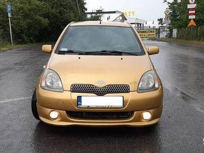 używany Toyota Yaris 1.3 GAZ Klima Tanio !