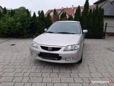używany Mazda 323F 2001 benzyna