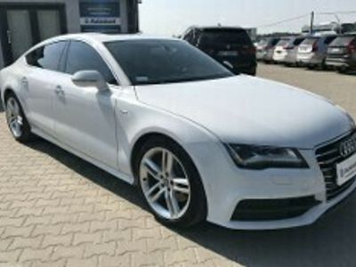 używany Audi A7 I (4G) 3.0 TDI Quattro! 245 KM! S-line!