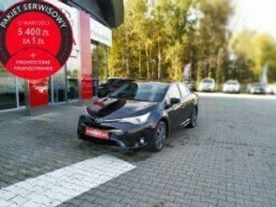 używany Toyota Avensis IV 2.0 D-4D Active Busine Pierwszy właściciel Serwisowany w ASO fv VAT