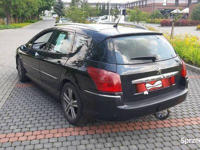 używany Peugeot 407