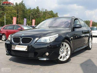 używany BMW 525 2.5dm 177KM 2004r. 264 000km