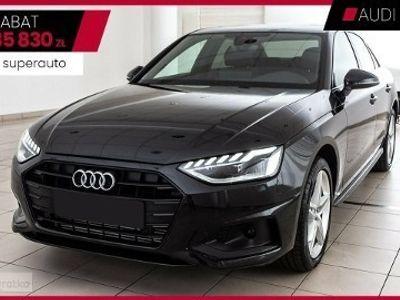 używany Audi A4 B9 2.0 35 TFSI S tronic (150KM)   Advanced   + Pakiet Comfort + Exterio