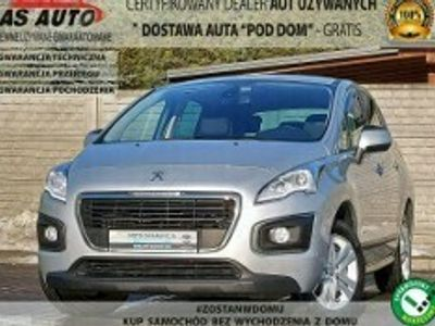 używany Peugeot 3008 II 1,6 HDi 120KM Active/Fvat23%Tempomat/SerwisASO/PDC/Ledy/USB/GwArAnCj