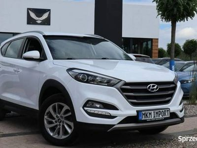 używany Hyundai Tucson ## Stan Auta JAK NOWY Z SALONU ## BEZ WAD # benzynka