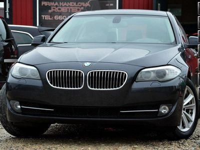 używany BMW 520 Opłacona 2.0D 184KM Serwis Panorama Navi Skóra Xenon F10 (2009-2017)