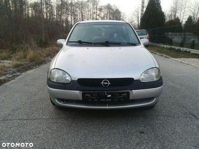 used Opel Corsa B
