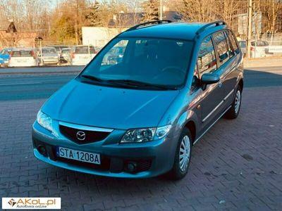 używany Mazda Premacy 1.8dm 100KM 2005r. 137 321km