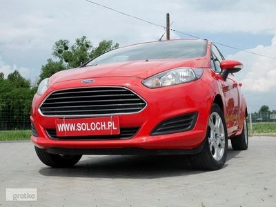 używany Ford Fiesta VI FL 1.0 80KM 5Drzwi -Serwis ASO -FILM VIDEO -Zobacz