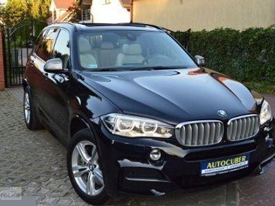 używany BMW X5 F15 M M50d Full Opcja Salon PL I właściciel Bezwypadek