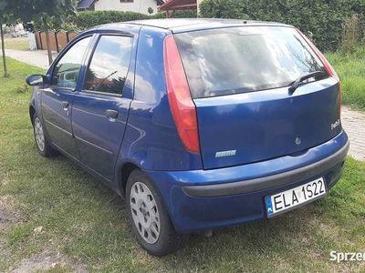 używany Fiat Punto