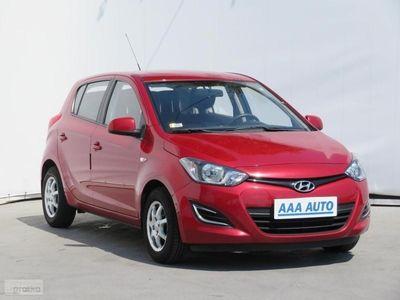 używany Hyundai i20 Salon Polska, Serwis ASO, Klima, Parktronic