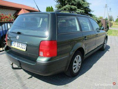 używany VW Passat 1,6 klima stan b.dobry opłacony przygotowany .do rejestracji B5 (1996-2000)