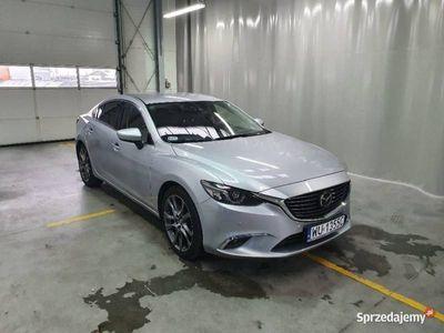 używany Mazda 6 2.2dm 175KM 2015r. 69 387km