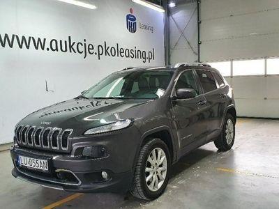 używany Jeep Cherokee Cherokee V [KL] Brutto ,14-, 2.0 MJD Active Drive