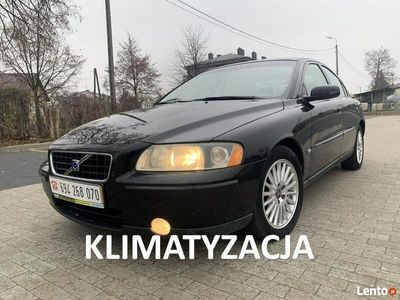 używany Volvo S60 2.4D5 Lift 2004r Climatronic Opłacone
