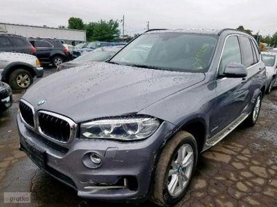 używany BMW X5 X5 III (F15)xDrive35I 3.0 F15 306 KM, Automat, 2014, Bielany Wrocławskie